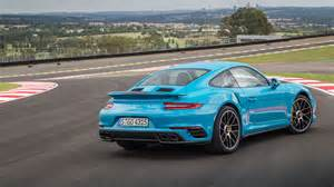 Porsche 911 Turbo Porsche 911 Turbo S 2016 Review By Car Magazine