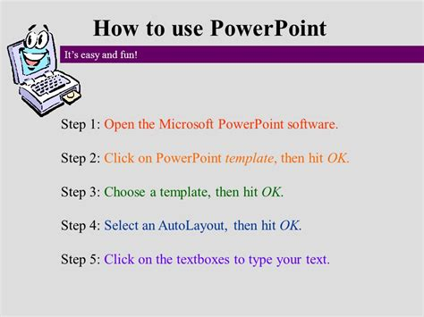 how to use a powerpoint template creating a powerpoint book report ppt