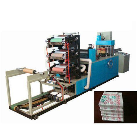 Tissue Paper Machine - tissue paper napkin machine tissue paper