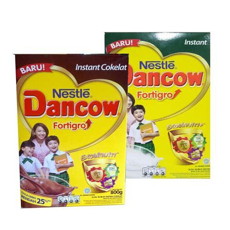 Dancow 1 Cokelat 800 Gram dancow fortigro cokelat instant 800gr