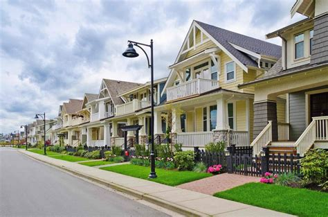 Mba Real Estate In Canada by What Does The Current Canadian Housing Situation For