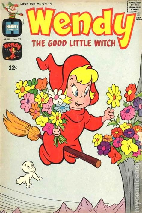 wendy the good little witch comic book wendy the good little witch 1960 comic books