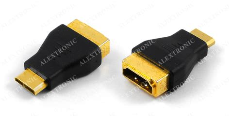 Adaptor Fleco F 004 adaptor alextronic professional in metal plastic parts electronic connector cable wire