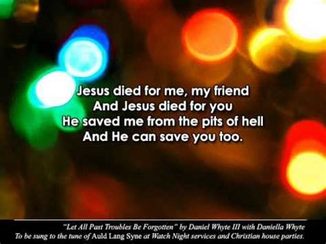 christian new year songs lyrics let all past troubles be forgot lyrics sing along and