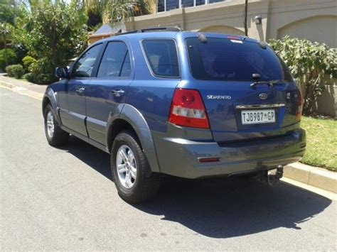 2006 Kia Sorento Gas Mileage Used Kia Sorento 2 5 Crdi 4x4 A T For Sale In Gauteng