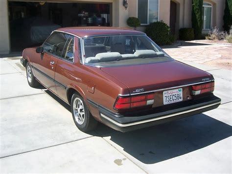 mazda coupe a capella 1982 mazda 626 coupe