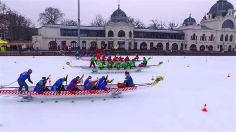 international ice dragon boat series hungary youtube - Dragon Boat Festival 2018 Hungary