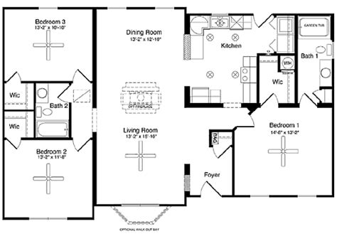 home floor plans ranch modular home plans bestofhouse net 23286