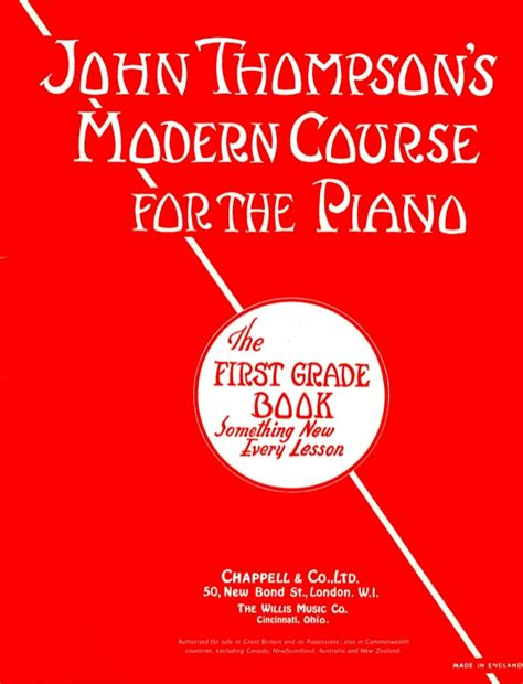 john thompsons modern course 1458494292 john thompson piano 1