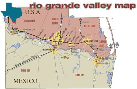 the valley texas map siesta 2712 south international blvd weslaco texas home