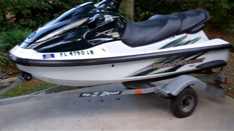 Jet Sky Yamaha Waverunner Xl760 jet ski 1999 yamaha wave runner for sale mint condition