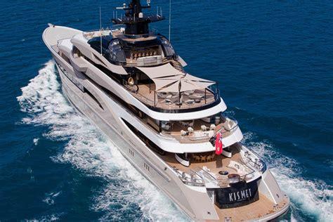 kismet yacht layout lurssen superyacht kismet yacht charter superyacht news