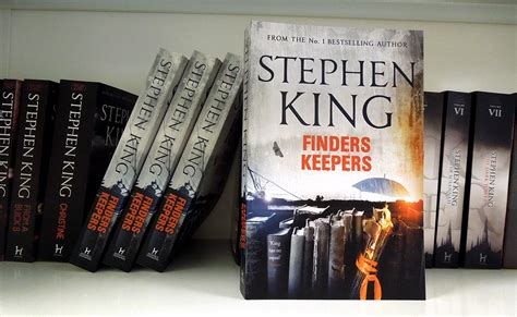 Free Finders Finders Keepers Stephen King Free Ny Best Sellers Lucias Carera