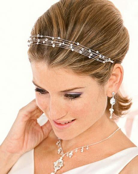 Haarfrisur Hochzeit by Frisuren F 252 R Hochzeit Kurze Haare