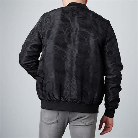 Dc Jaket Jumbo 105 000 Wash Fit Ld110 Pjg 63 mo 1 jacquard bomber black s members only touch of modern