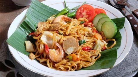 resep mie goreng jawa hidangan tradisional ramah anak