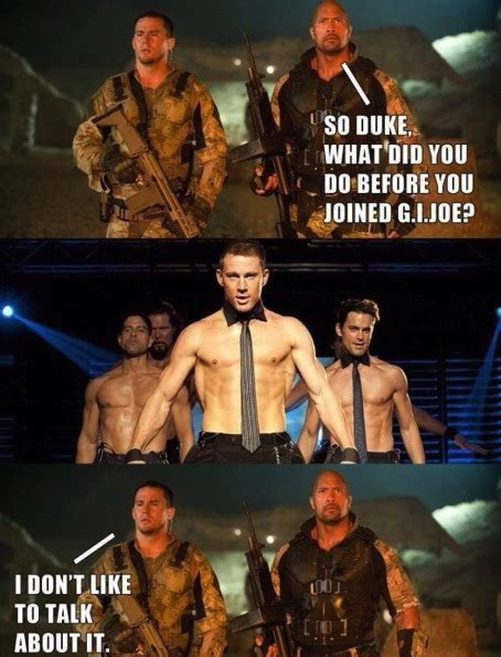 Gi Joe Meme - duke what did you do before joining g i joe