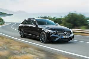 Station Wagon Mercedes E Class Sedan Station Wagon Receive The