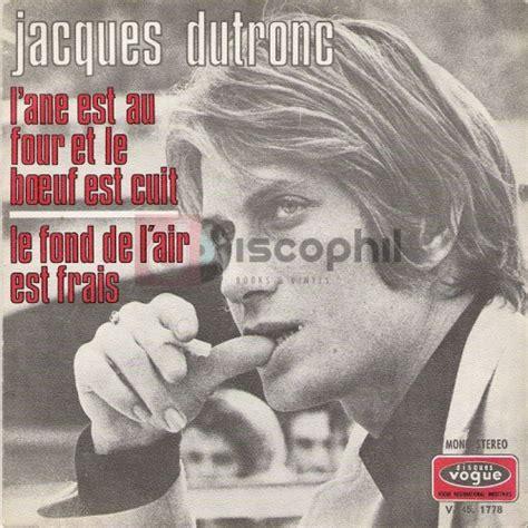 jacques dutronc a la queue les yvelines dutronc jacques discophil books vinyls