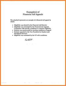 Financial Aid Suspension Appeal Letter Template by Search Results For College Scholarship Recommendation