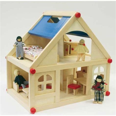 wooden dolls houses for children childrens wooden dolls houses uk webnuggetz com