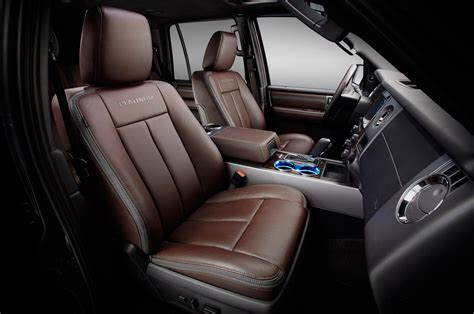 Ford Expedition 2015 Interior by 2015 Ford Expedition Look Photo Gallery Motor Trend