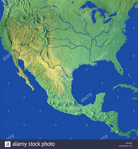 map of mexico and america usa map and mexico mexico map