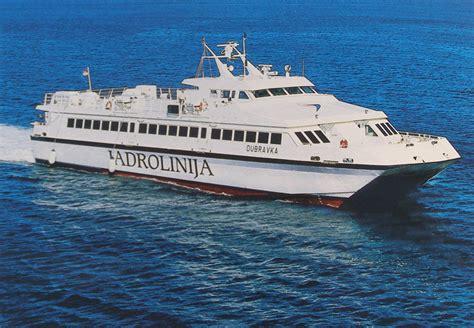 catamaran ferry from split to dubrovnik dubrovnik to split ferry