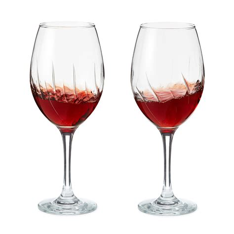 wine glasses aerating wine glasses set of 2 oxygenating stemware