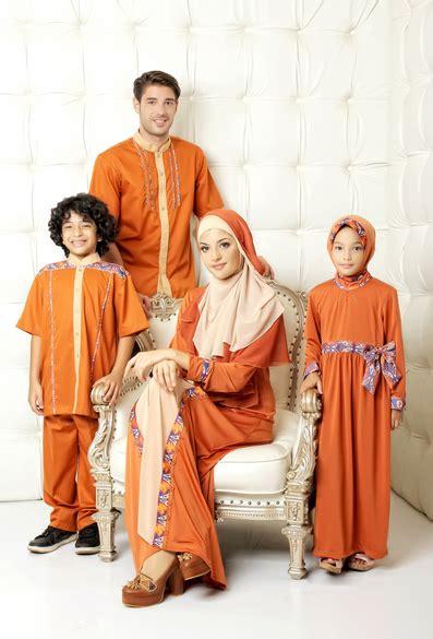Baju Terbaru Untuk Lebaran koleksi model baju muslim terbaru untuk keluarga