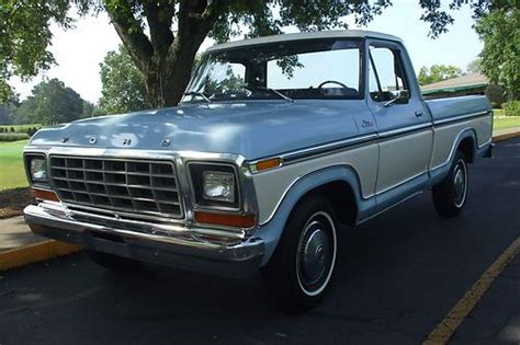 rust free pickup beds purchase used survivor 79 ford f100 original paint short