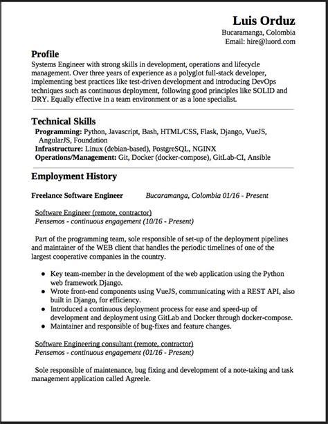 sle resume for civil engineer 100 images resume