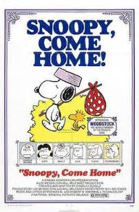 Come On Up To The House by Snoopy Come Home