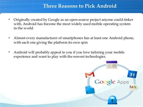Why Android Is Popular by Why Android Is The Most Popular Mobile Operating System In