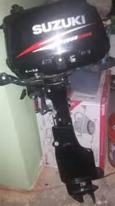 Suzuki 6hp Outboard Review 2013 Suzuki 6hp Fourstroke Outboard Motor 1 Owner Less