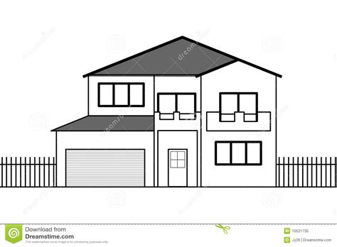 draw a house drawing at home clipart clipart suggest