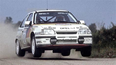 opel kadett rally car opel kadett gsi a rallye car e 1988