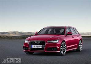 audi a6 a6 avant a7 facelift photos cars uk