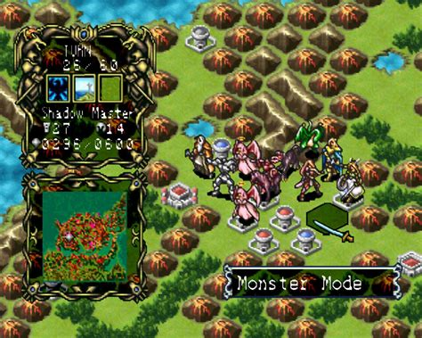 masters of monsters diciples of gaia iso