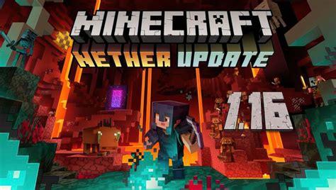 minecraft    apk  nether update