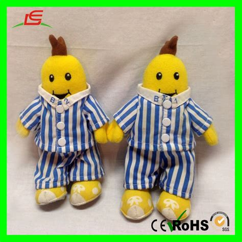 Pajamas Banana Pp by E076 Plush Bananas In Pajamas Stuffed Banana Buy