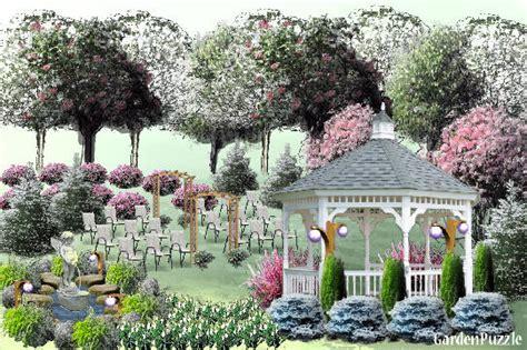 wedding garden gardenpuzzle online garden planning tool