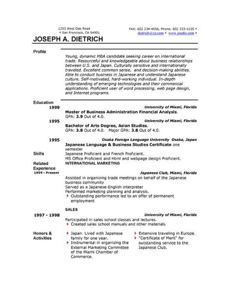 how to use resume template in word gfyork com
