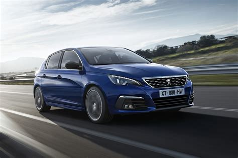 peugeot hatchback 308 refreshed peugeot 308 hatch ready to pounce by car magazine