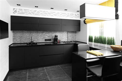 black kitchen black kitchens always beautiful pictures design