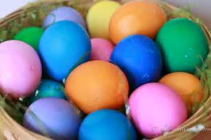 how to dye easter eggs with food coloring how to color easter eggs with food coloring