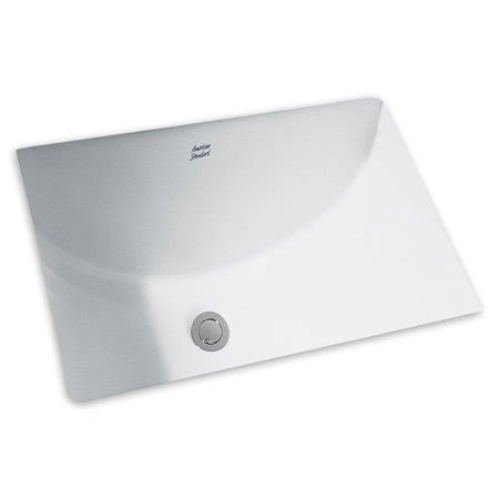 American Standard Undermount Bathroom Sink by American Standard Studio Undermount Porcelain Bathroom