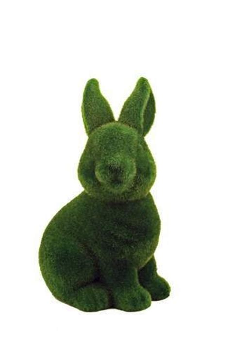 topiary rabbit green moss bunny shopping leads