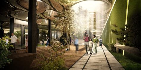 Underground Patio by New York City Plans To Create The Lowline The World S