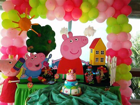 peppa pig fiesta de 8448836464 pkelandia fiesta de peppa cumplea 241 os de chantal